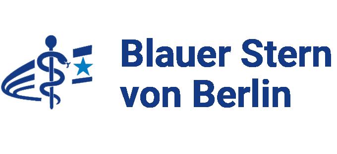 Blauer Stern von Berlin